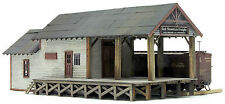 BANTA MODELWORKS RED MOUNTAIN FREIGHT HO Railroad Structure Building Kit BM2070