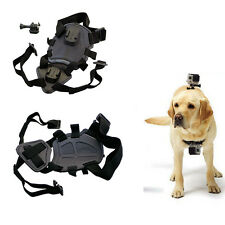 Hound Pet Dog Harness Chest Fetch Strap Belt Mount For GoPro Hero 4 3+ 3 2 1
