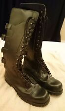 Underground Gripper 20 Eyelet buckle mens military boots size 11 good condition