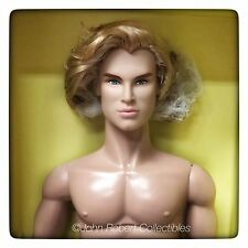 INTEGRITY TOYS POPPY PARKER HOT SHOT NIGEL NORTH NUDE DOLL FR HOMME BODY NIB