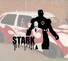 Iron Man nr2 Stark Industrie JDM Sticker Aufkleber fun Shocker Bitch Hater