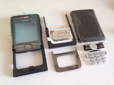 Nokia N91 Black 8GB Front & Back Cover Slide Keypad  ORIGINAL & NEW