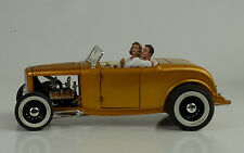 Paar Couple Figuren Figur Set figures 1:18 American Diorama / no car hot rod
