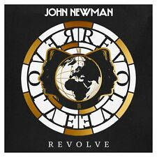 Newman John - Revolve PL (CD) Polish Release