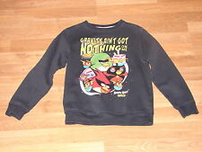 next boys angry birds space long sleeved sweater age 9 years