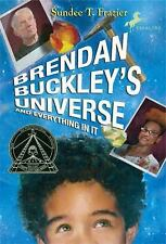 Brendan Buckley's Universe and Everything in It, Frazier, Sundee T., Good Book