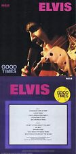"Elvis Presley ""Good times"" Von 1974! Mit 10 Songs! Nagelneue CD! 1A!"