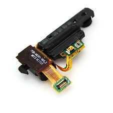 Audio Headphone Jack Loud Speaker Buzzer Power Button Flex For Blackberry Z10