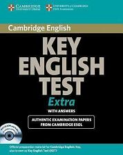 Cambridge Key English Test Extra Self-study Pack (KET Practice Tests), , Very Go