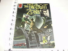 Comic: The TWILIGHT ZONE Dell Four (4) Color #1288 / February 1962 Reed Crandall