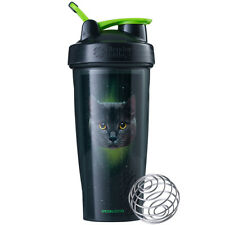 Blender Bottle Special Edition 28 oz. Shaker with Loop Top - Galaxy Cat