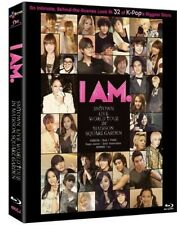 Girls Generation/F(X)/Super Junior/Boa/Tvxq! - I Am: Sm Town (2012, Blu-ray NEW)