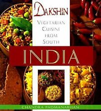 Dakshin: Vegetarian Cuisine from South India - Padmanabhan, Chandra - Paperback