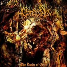 "Genocide ""the vaults of Grief"" CD [presque piments Death/Grind]"