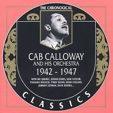 1942-1947 by Cab Calloway & His Orchestra-CLASSICS CD NEW