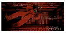 Original 2001 A Space Odyssey Art Print Poster Stanley Kubrick Blu The Shining