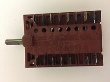 ORIGINAL Oranier Backofenschalter Schalter Wähler Typ 6H 2919/14
