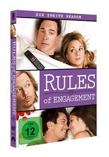 OLIVER/KAJLICH,BIANCA/PRICE,MEGYN HUDSON - RULES OF ENGAGEMENT S2  2 DVD NEU