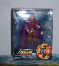 """Fist of The North Star Vol.3 Collection No. 7 Juda 4"""" Action Figure by Kaiyood"""
