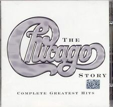 The Chicago Story Complete Greatest Hits - Chicago 2 CD Set Sealed ! New !