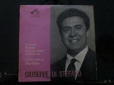 """GIUSEPPE DI STEFANO """" 'O SOLE MIO -MARECHIARE -SANTA LUCIA.... """"E.P.  ITALY'60"""