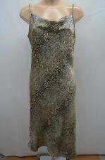 RENE DERHY ROBE BEIGE L 40 42
