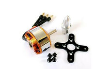 1X A2208 14T 1450KV Brushless Outrunner Motor For RC Helicopter Aircraft Quad