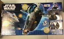 STAR WARS CLONE WARS SLAVE I RISE OF BOBA FETT ULTIMATE BATTLE PACKS NEW IN BOX