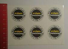 Aufkleber/Sticker: Erdgas Heizung Wärme fürs Leben (270816133)
