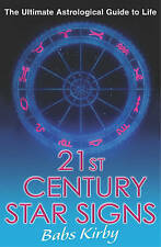 KIRBY,BABS-21ST CENTURY STAR SIGNS  BOOK NEW