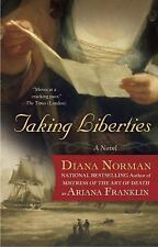 Taking Liberties (Makepeace Hedley), Norman, Diana, Acceptable Book