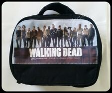*BRAND NEW* The Walking Dead Cast Standard Size Lunchbox/Carry or Makeup bag
