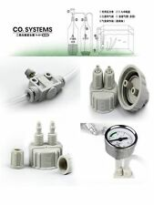 KIT DE CO2. GENERADOR DE CO2.GENERA CO2, DE FORMA CASERA.