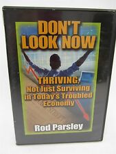 Audio CD Rod Parsley Don't Look Now Thriving Not just Surviving Today's Economy