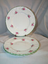 LOT OF 3 VINTAGE COALPORT COUNTRY WARE COUNTRY GARDEN SALAD PLATES