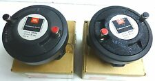 One (1) Pair - JBL 2402H  Bullet Tweeter -  8 ohms.