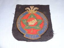 Molto RARO 1922 Swansea NOMADI AFC Panno Blazer Patch-Gallese di calcio/soccer