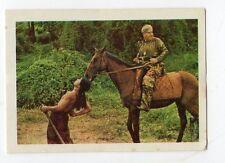 figurina - SANDOKAN ALLA RISCOSSA BOY 1976 - numero 188