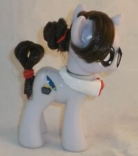 Custom My Little Pony Raven Brushable Secretary Princess Celestia MLP FiM Brony