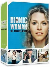 The Bionic Woman: The Complete Series - Seasons 1 2 3 1-3 [DVD Box Set, 14-Disc]