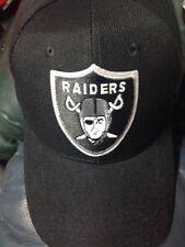 Las Vegas Raiders Black Hat Football Cap  New Adjustable RAIDER NATION