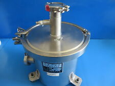 Taisei Trappack TU-500  Exhaust Trap / Particle Remover for Vacuum Exhaust Gas
