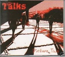 (171F) The Talks, Picture This - DJ CD