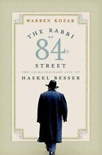 The Rabbi of 84th Street: The Extraordinary Life of Haskel Besser-ExLibrary