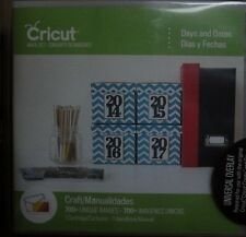Cricut DAYS and DATES Cartridge NEW RELEASE