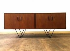 V SHAPED HAIRPIN LEGS, SIDEBOARD, TABLE, VINTAGE, RETRO, INDUSTRIAL, MIDCENTURY