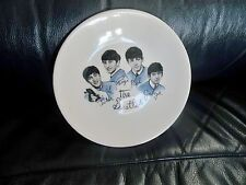 THE BEATLES OFFICIAL WASHINGTON POTTERY - HANELY ENGLAND SIDE PLATE AWESOME
