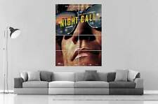 NIGHT CALL AFFICHE CINEMA OFFICIEL  Poster Grand format A0 Large Print