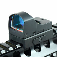 Tactical Mini Compact Holographic Reflex Sight Micro 3 MOA Red Dot Sight