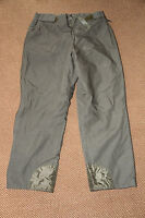German Army - Gortex Style - Cold Outer Trousers - Fleece / Fur Lined - 5 Sizes